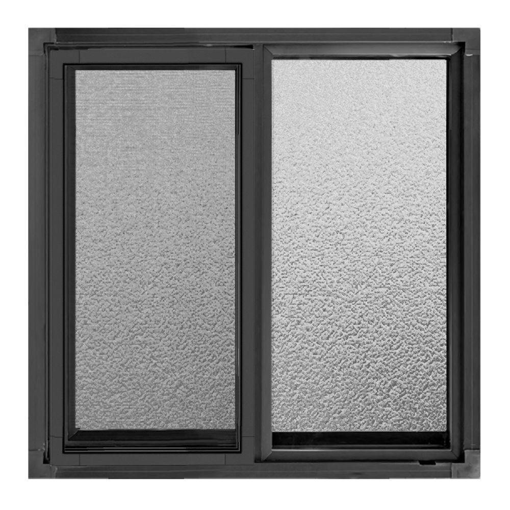 Thermal insulation Horizontal large Aluminum Sliding Window