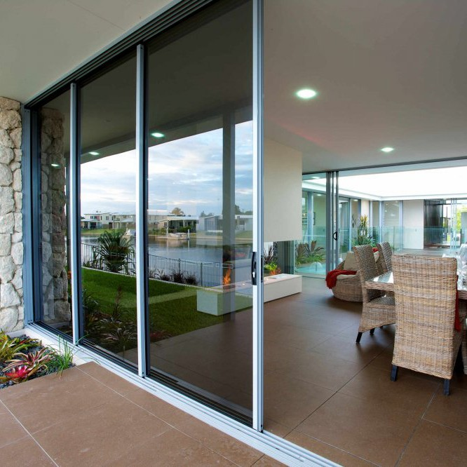 Zhongtai-High-quality High Quality And Beautiful Aluminium Sliding Door | Aluminium-1
