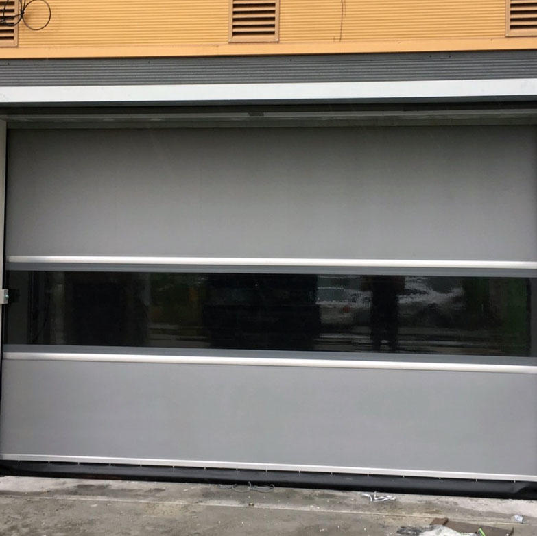 Automatic High Speed PVC Roller Door