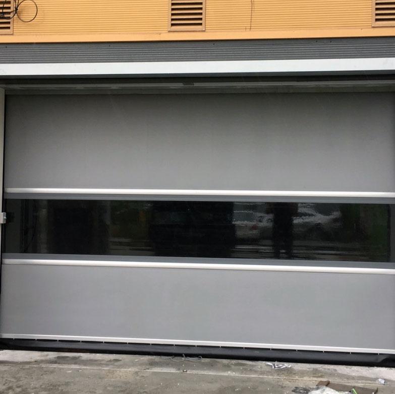 Zhongtai-Automatic High Speed Pvc Roller Door | High Speed Doors Company-1
