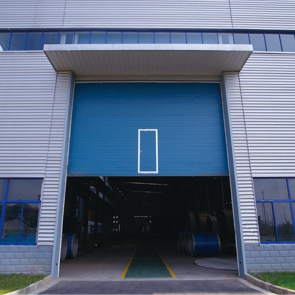 Excellent Quality Industrial Lifting Door