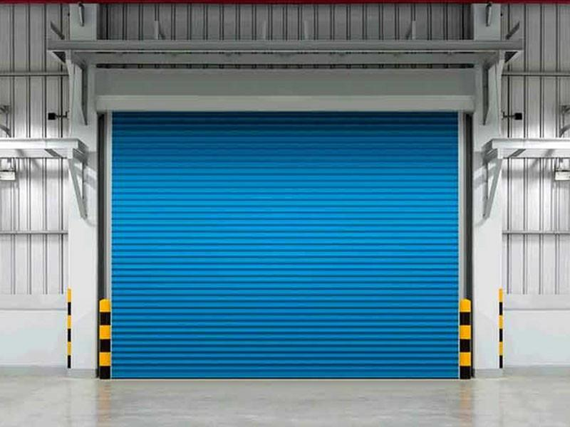 Anti-typhoon Windproof Roller Door