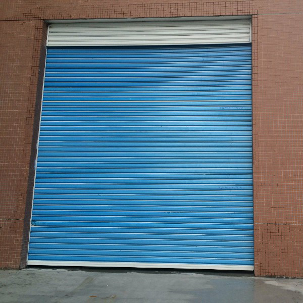 Zhongtai-Anti-typhoon Windproof Roller Door | Windproof Shutter Door | Zhongtai-2