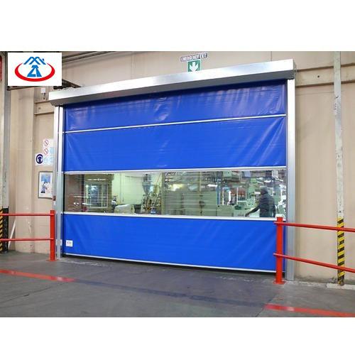 Zhongtai-Pvc High Speed Roller Shutter Door - Zhongtai Doorswindows