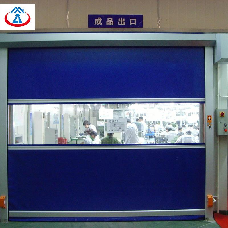 Zhongtai-Pvc High Speed Roller Shutter Door - Zhongtai Doorswindows-1