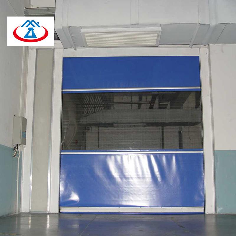 Zhongtai-Pvc High Speed Roller Shutter Door - Zhongtai Doorswindows-2