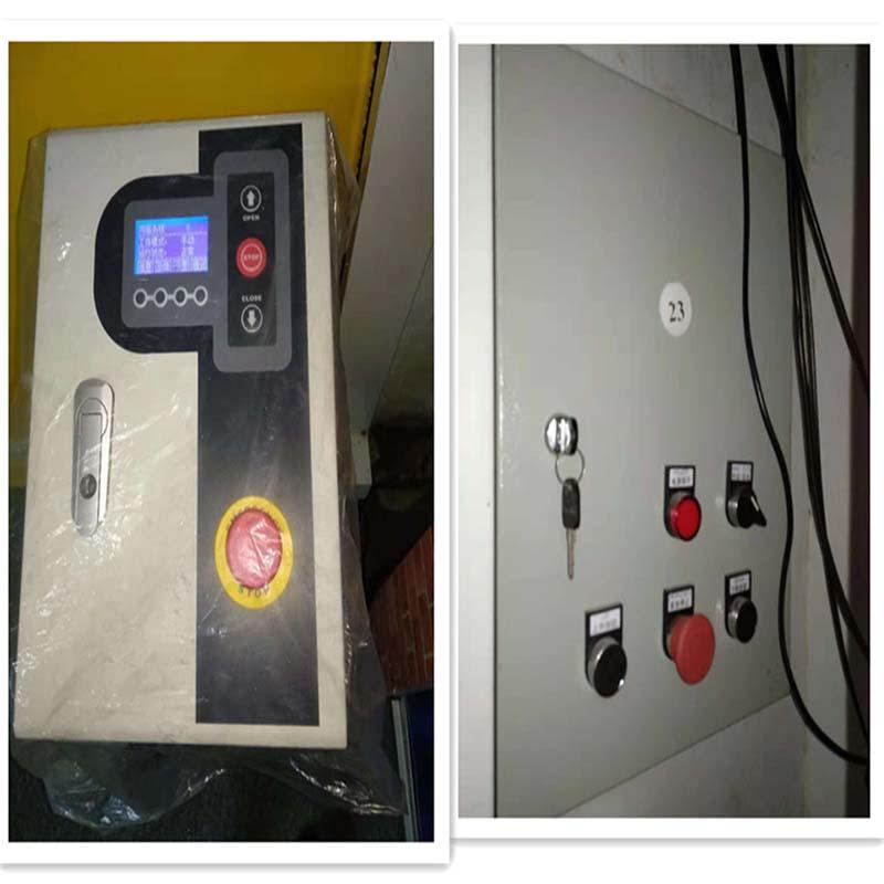 Zhongtai-Pvc High Speed Roller Shutter Door - Zhongtai Doorswindows-3