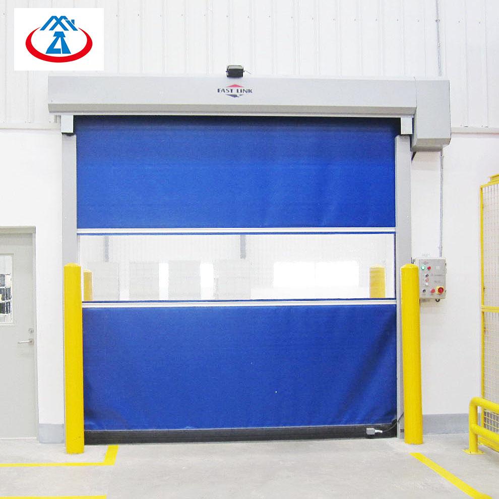 Zhongtai-Pvc High Speed Roller Shutter Door - Zhongtai Doorswindows-4