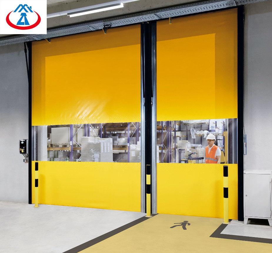 Zhongtai-Best Customized Colorful High Speed Rolling Shutter Door High Speed Door-1