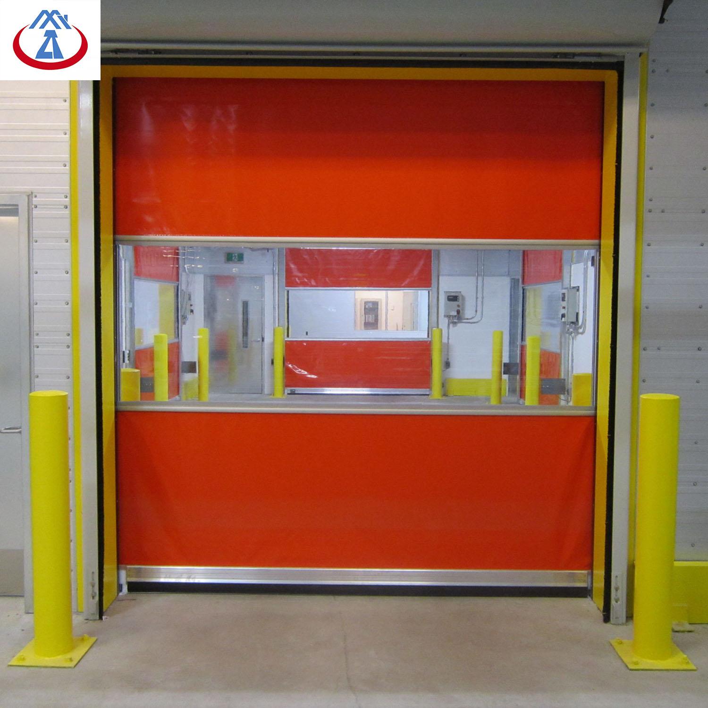 Zhongtai-Best Customized Colorful High Speed Rolling Shutter Door High Speed Door-2