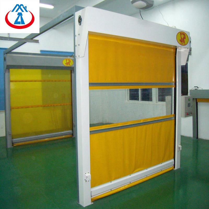 Zhongtai-Best Customized Colorful High Speed Rolling Shutter Door High Speed Door-3