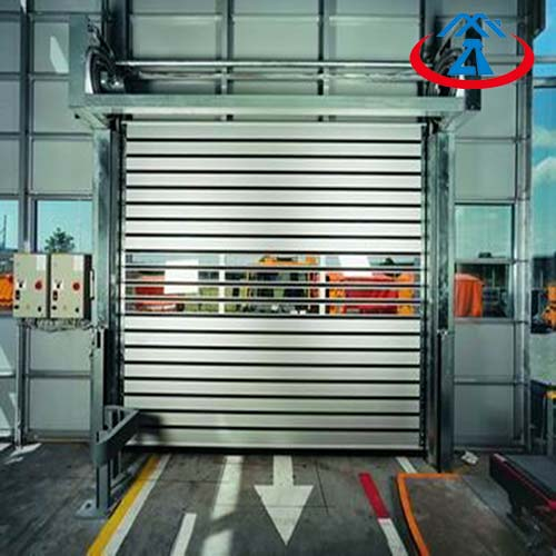 Zhongtai-Find High Quality Hard Metal High Speed Door   Manufacture-2