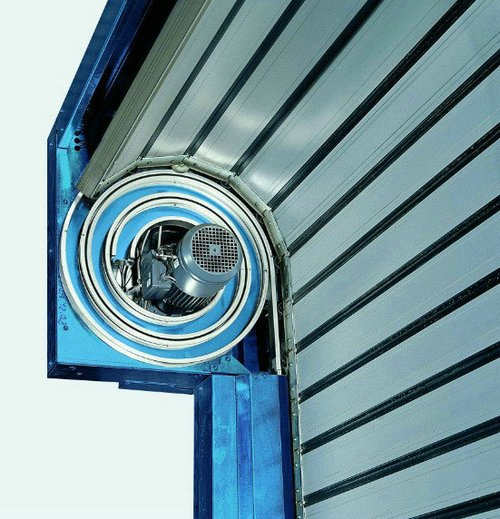 Zhongtai-Find High Quality Hard Metal High Speed Door   Manufacture-3