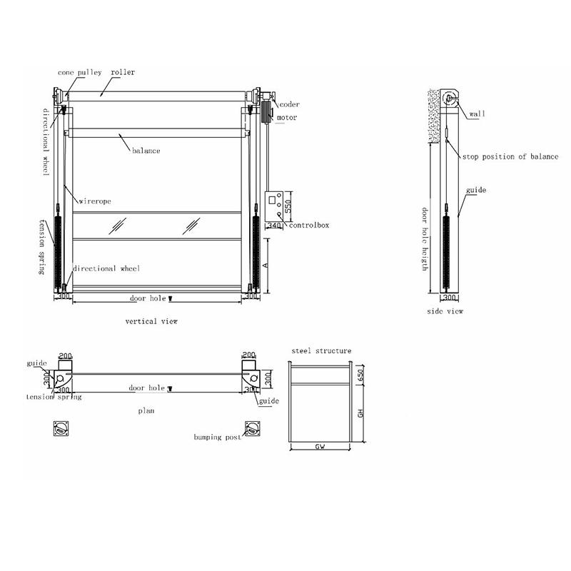 Zhongtai-Find High Quality Hard Metal High Speed Door   Manufacture-6