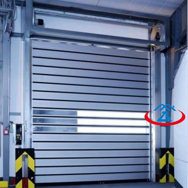 Zhongtai-High-quality Advanced And Imported Hard Metal Fast Door Factory-1