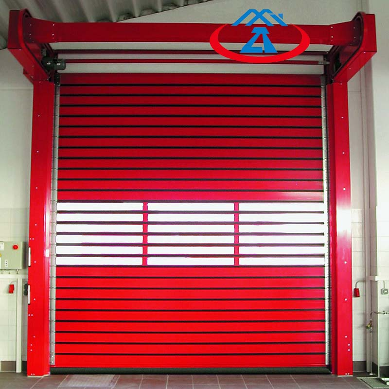 Zhongtai-High-quality Advanced And Imported Hard Metal Fast Door Factory-2