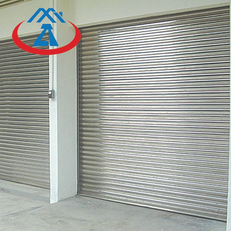 Zhongtai-Practical Stainless Steel Rolling Shutter Door | Steel Roll Up Doors Company