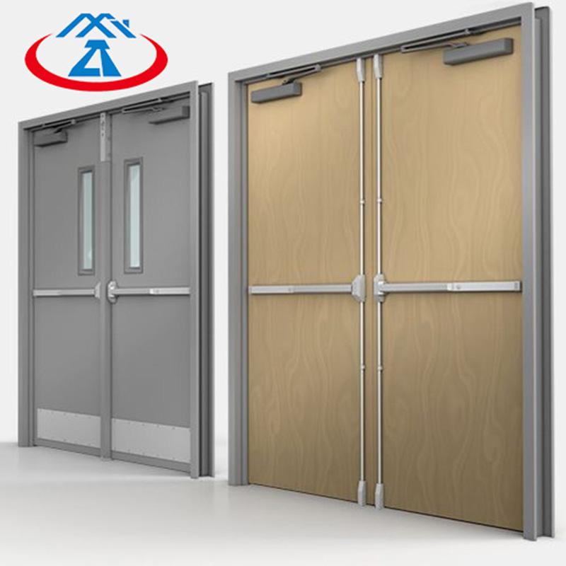 Zhongtai-High-quality Fire Resistant Door | Fire-rated Commercial Emergency Door