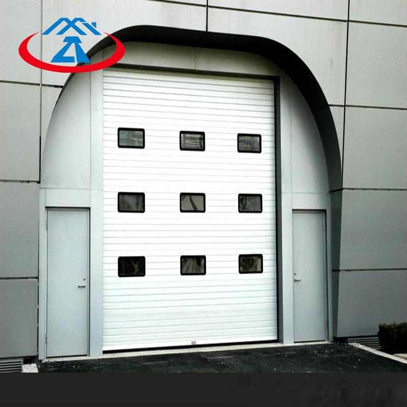 Zhongtai-Best Industrial Garage Doors Industrial Sectional Vertical Lifting Door
