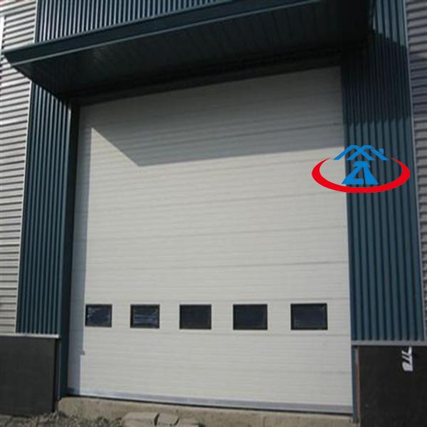 Zhongtai-Best Industrial Garage Doors Industrial Sectional Vertical Lifting Door-1