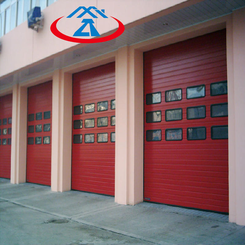 Industial Sectional Overhead Lifting Door