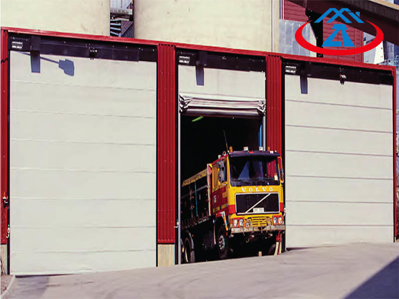 Industial Sectional Overhead Lifting Door