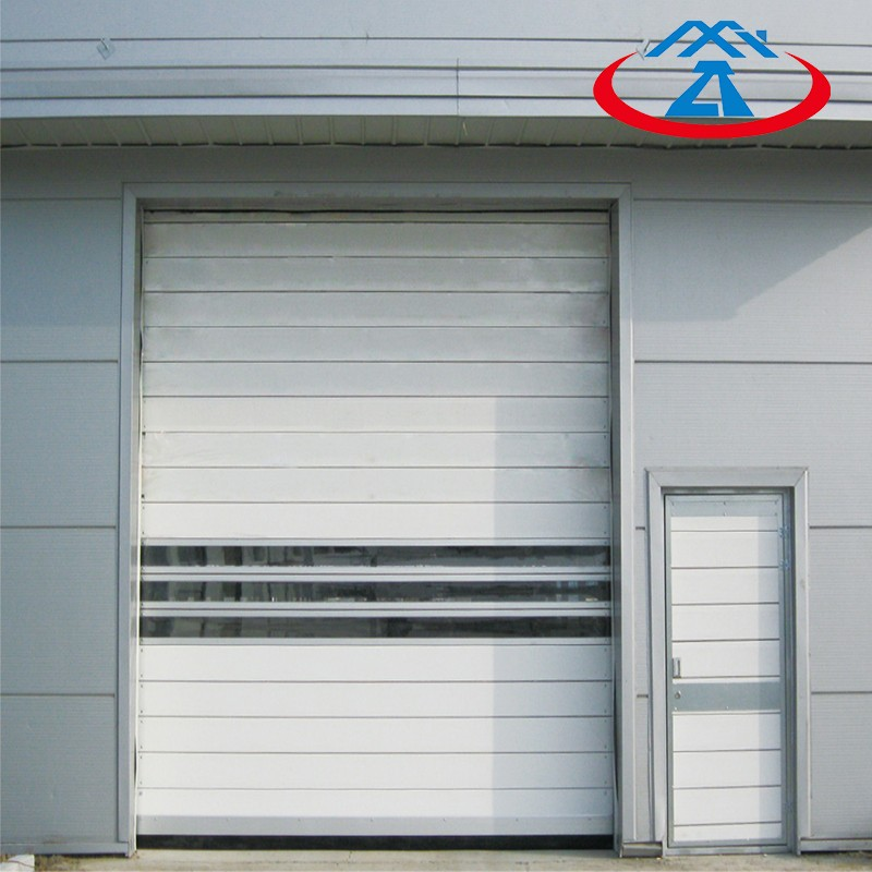 Zhongtai-Best Industrial Door Company Industial Sectional Overhead Lifting Door-1