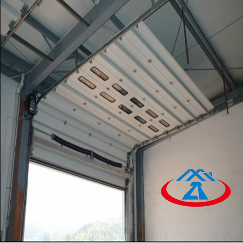 Zhongtai-Best Industrial Door Company Industial Sectional Overhead Lifting Door-2
