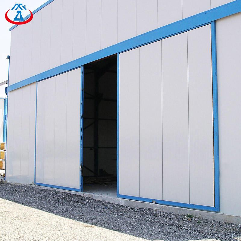 Custiomized Industrial Overhedad Sliding Door