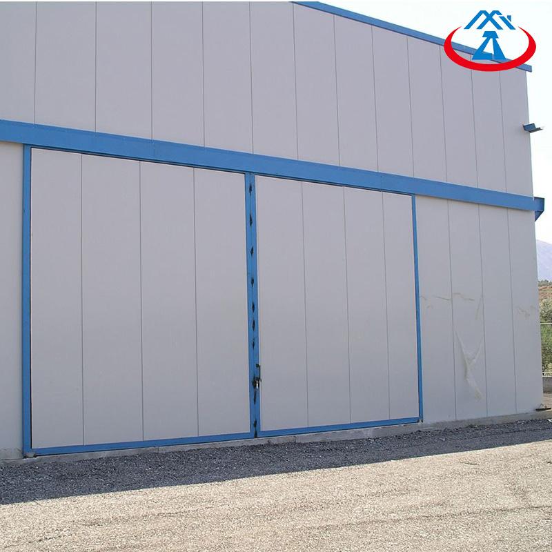 Zhongtai-Industrial Roller Doors Manufacture | Custiomized Industrial Overhedad-1