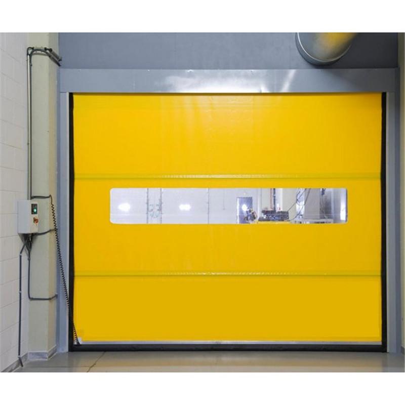 Zhongtai-Speed Door Safety Dust-proof Fast Shutter Door