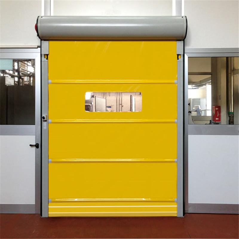 Zhongtai-Speed Door Safety Dust-proof Fast Shutter Door-2