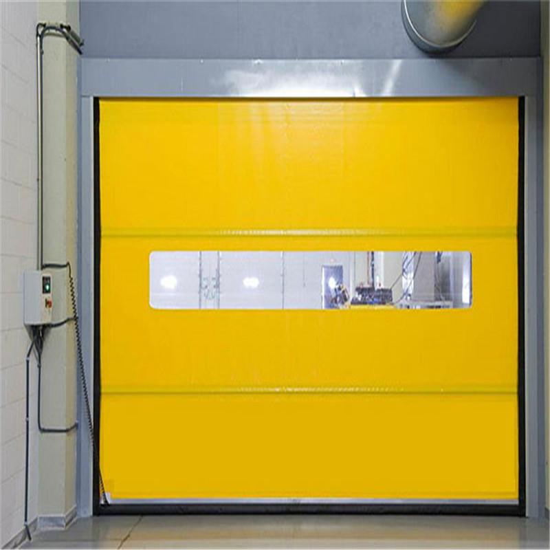 Zhongtai-Speed Door Safety Dust-proof Fast Shutter Door-1