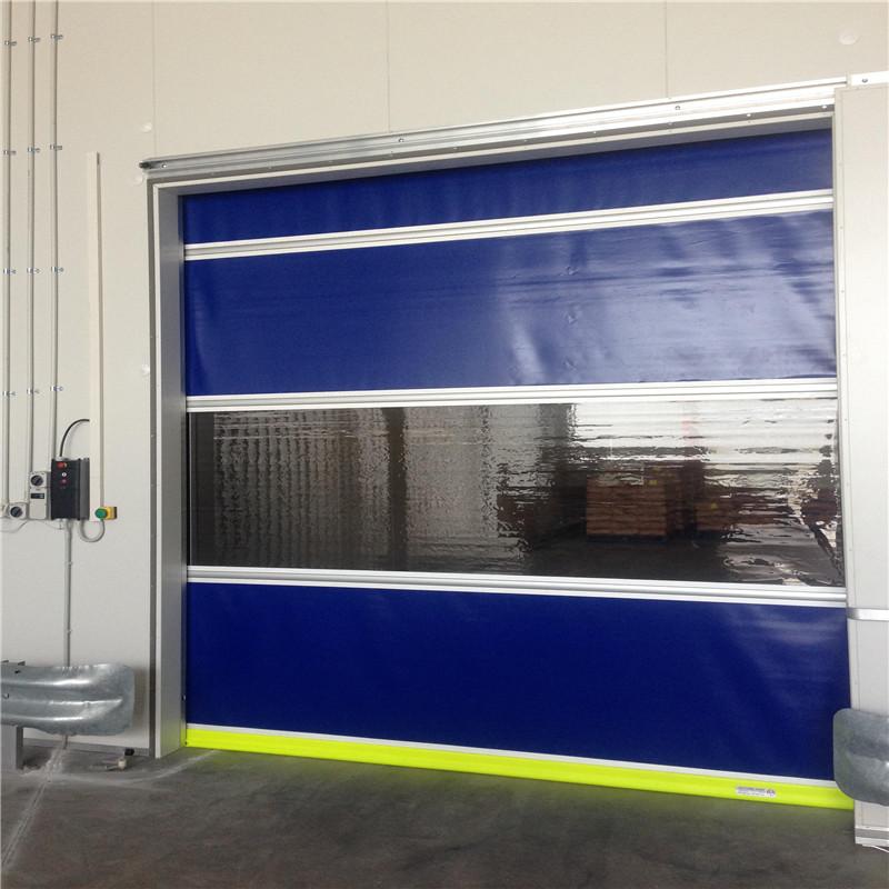Zhongtai-Speed Door Safety Dust-proof Fast Shutter Door-7