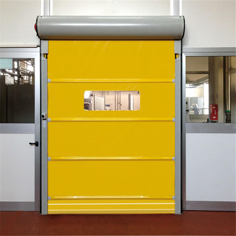 Safety Dust-proof Fast Shutter Door
