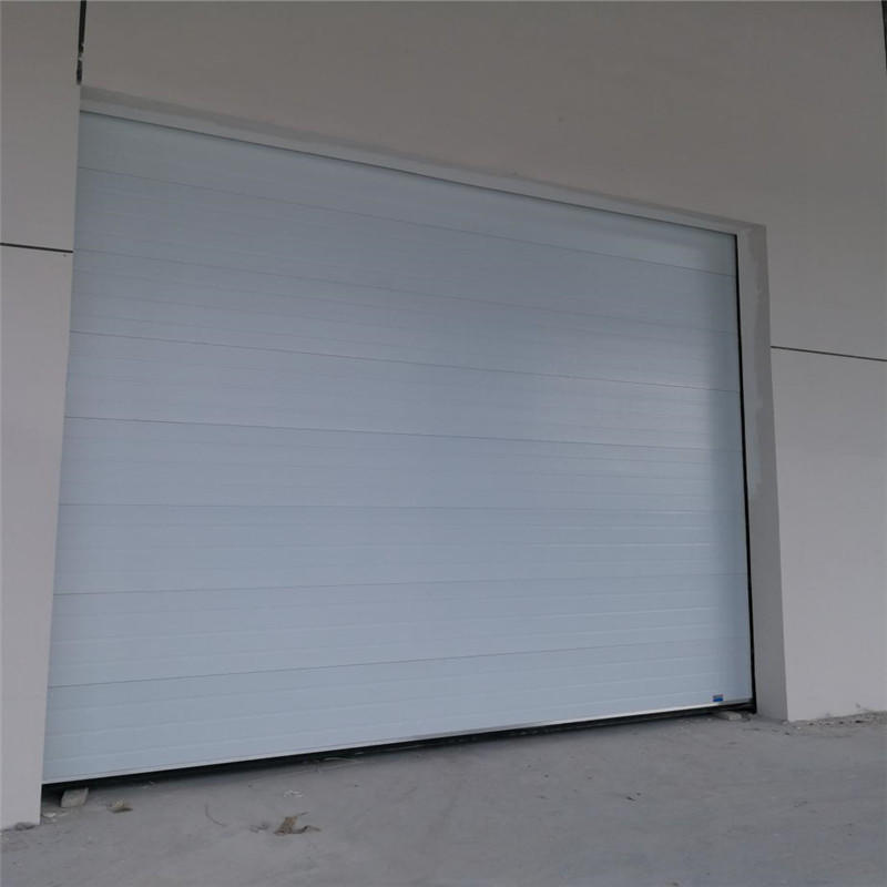Strong windproof Fashionable Thermal insulation Lifting Door