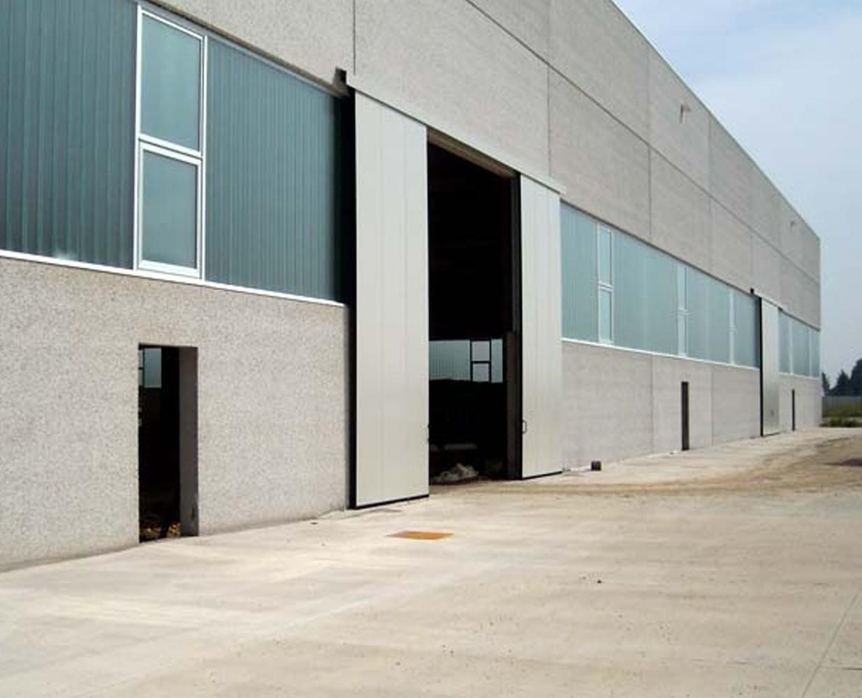 Zhongtai-Professional Industrial Roller Doors Commercial Sliding Doors Supplier