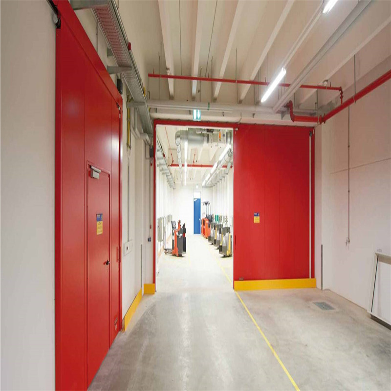 Zhongtai-Professional Industrial Roller Doors Commercial Sliding Doors Supplier-2