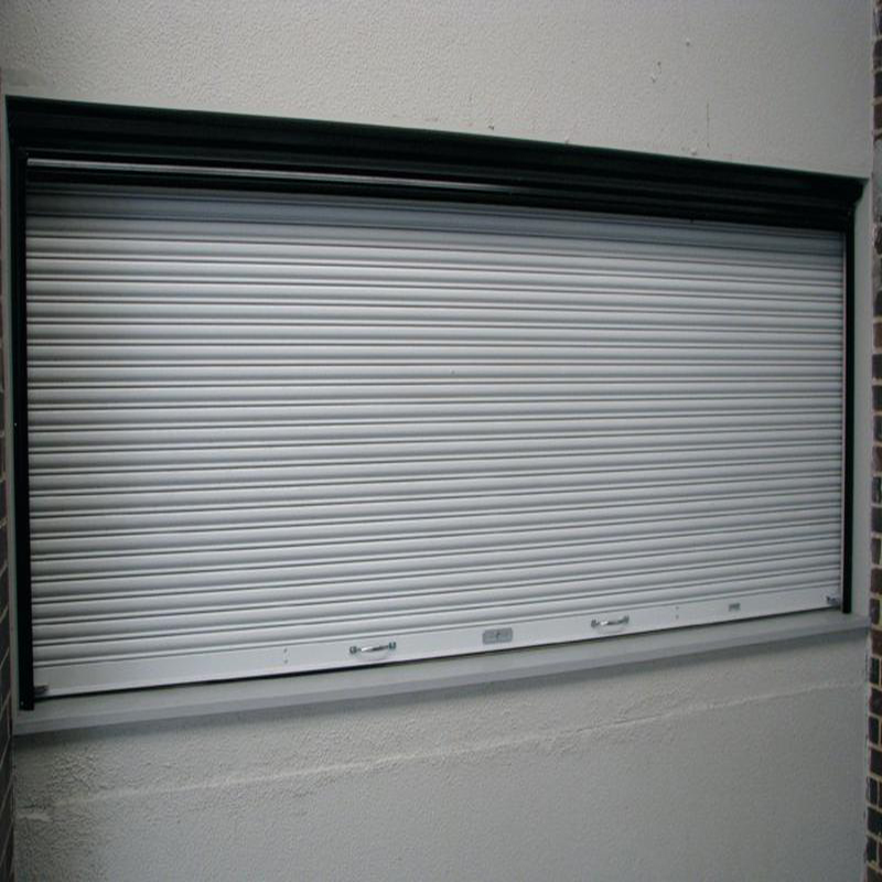 Zhongtai-Best Commercial Steel Doors Electric Security Stainless Steel Rolling Door-1