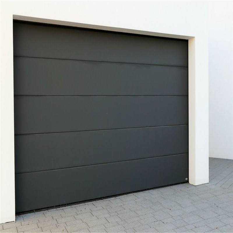Zhongtai-Manufacturer Of Aluminum Garage Doors Classical Style Durable Garage Door-1