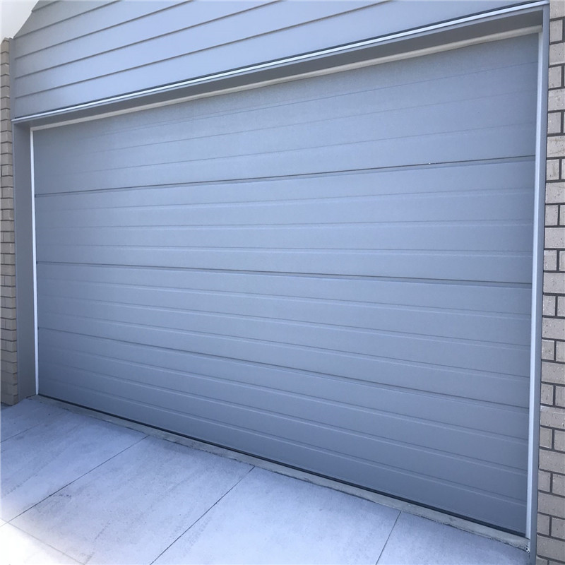 Zhongtai-Manufacturer Of Aluminum Garage Doors Classical Style Durable Garage Door-2