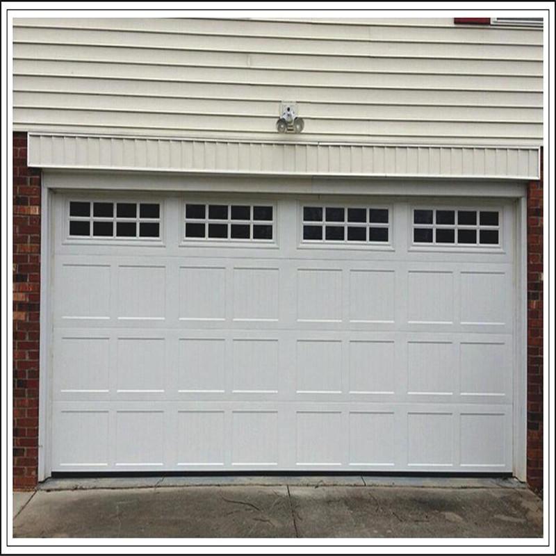 Automatic Opening Aluminum Garage Door