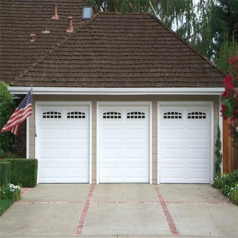 Finished Surface Aluminium Garage Door