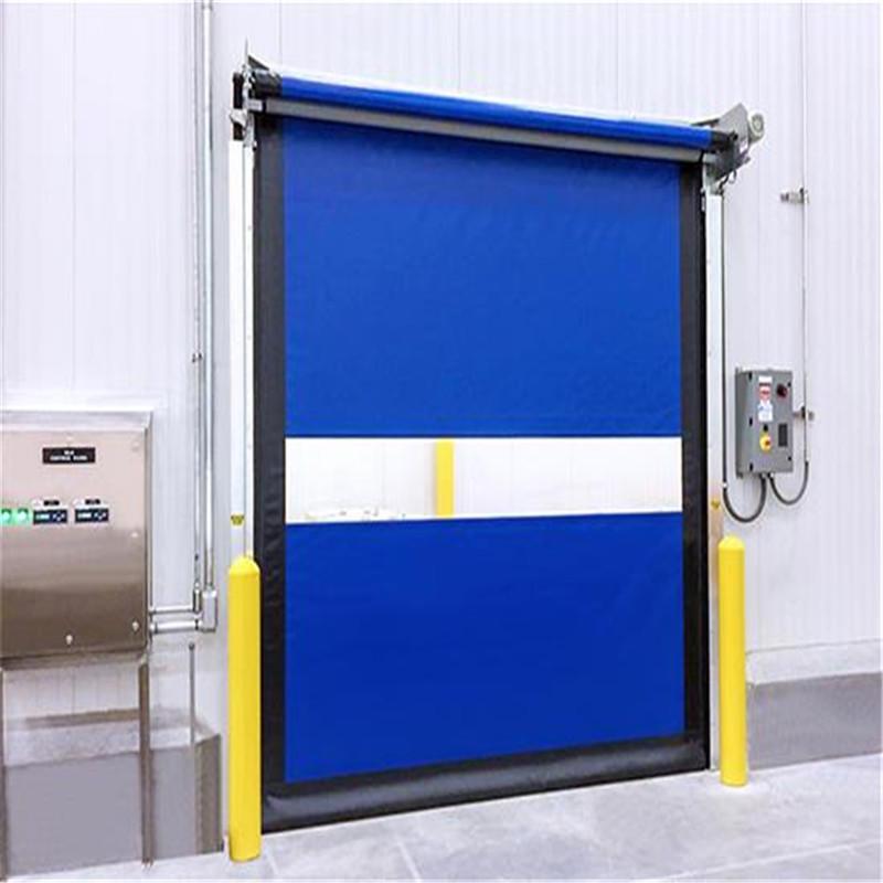 Custom High Quality High Speed Shutter Door