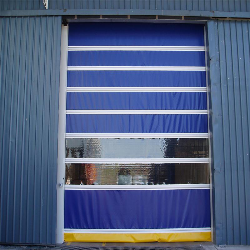 Electric Opening Fast Shutter Door