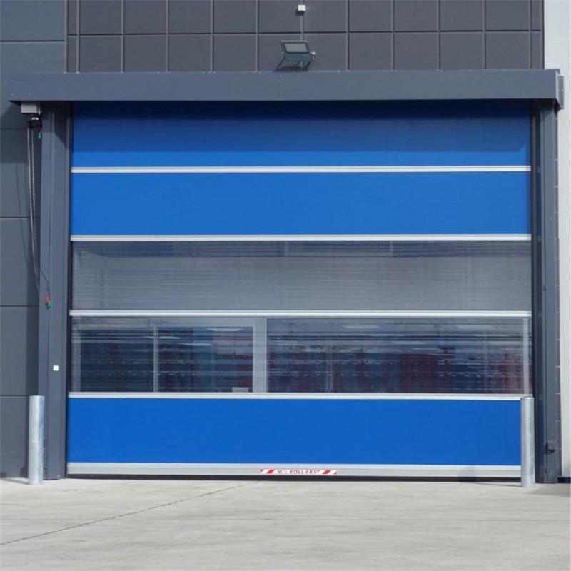 Zhongtai-Professional High Speed Door High Speed Roller Shutter Supplier-1