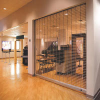 Vertical Automatic Excellent Quality Grilles Rolling Door