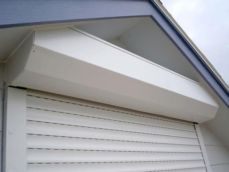 Zhongtai-Thermal Insulation Electric Rolling Shutter | Insulated Roll Up Garage-4