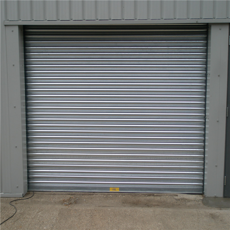 Zhongtai-Find Steel Roll Up Doors Custom Stainless Steel Shutter Door | Manufacture