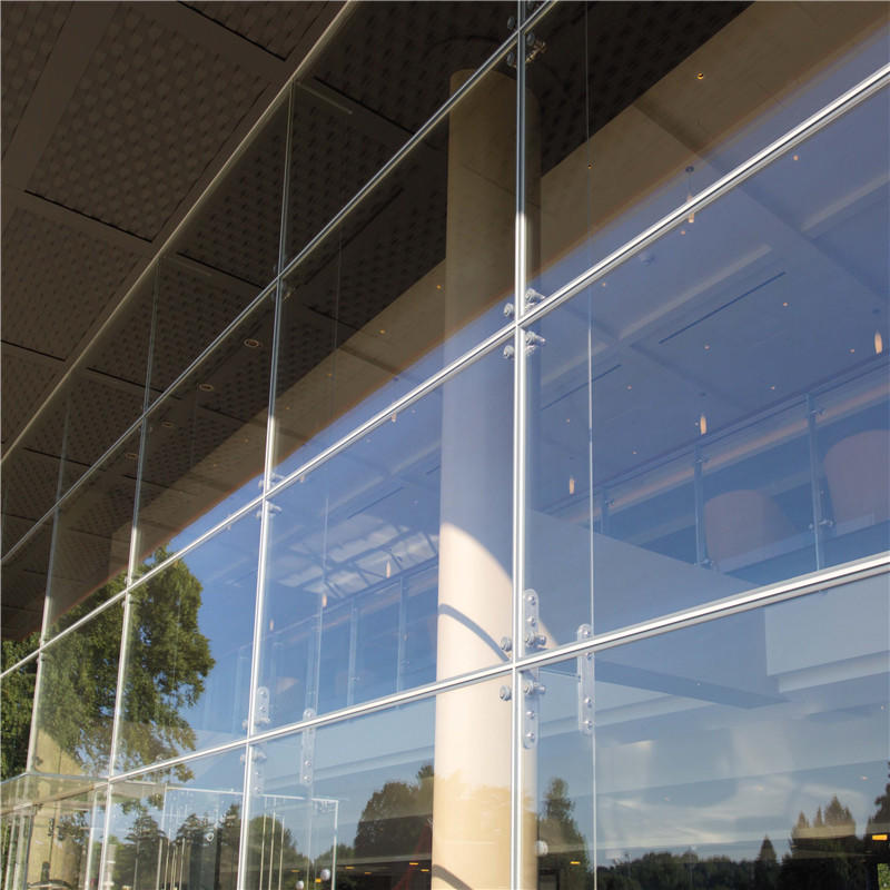 Modern Style Building Curtain Wall